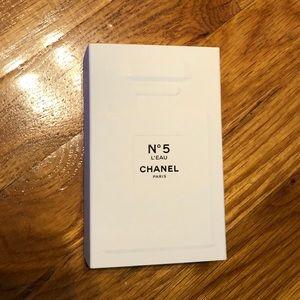 CHANEL No. 5 Eau de Parfum New In Box 3.4 oz